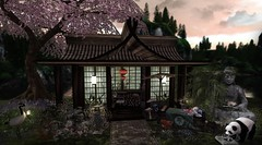 My little Teahouse (nannja.panana) Tags: tmcreation blackbantam circa halfdeer applefall botanical dd fawny hayabusadesign heart jomo justanimals parkplace swank skyelandscaping nannjapanana home secondlife coffeetime
