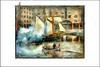 THE VILVA (Derek Hyamson (5 Million views)) Tags: hdr action albertdock liverpool piratedays cannonade
