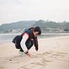 R1-08 (redefined0307) Tags: zenzabronicas2 zenzabronica bronicas2 mediumformat by geomelon portrait muiwo beach snapshot portra160 kodakportra160 filmphotography 香港