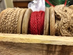 27-365 Spindle (nschmiedeskamp) Tags: twines 2017365challenge spindle notions