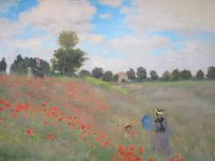 Coquelicots (1873), Claude Monet - Musée d'Orsay, Paris VIIe (Yvette G.) Tags: claudemonet coquelicots muséedorsay musée paris paris7