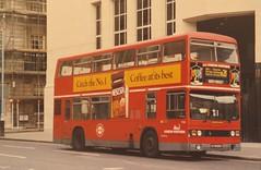 N21 : Trafalgar Square (localet63) Tags: nightbus londonbuses londonnorthern busn21 trafalgar square