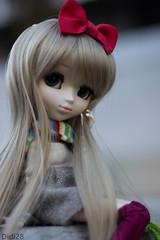 Charlotte~Pullip Mami Tomoe~ (Carlota135) Tags: pullip pullipdoll pullipcute pullipobitsu pullipmamitomoe pulliptomoemami