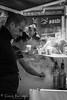 Nordzee's Chef...Bruxelles (Ciccio Bersani) Tags: trip blackandwhite bw canon belgium cook bruxelles vacanza maggio ciccio merdunord fishchips belgio 2015 cugini nordzee planetrain molluschi fiandre cousintrip eos7d gjany birrebelghe