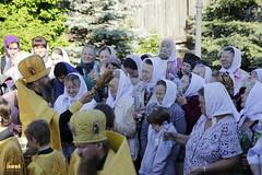 62. Patron Saint's day at All Saints Skete / Престольный праздник во Всехсвятском скиту