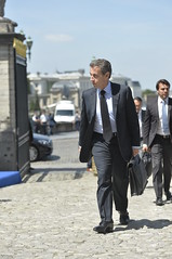 EPP Summit,Brussels; June 2015 (More pictures and videos: connect@epp.eu) Tags: brussels party people france june les european nicolas summit epp sarkozy ppe 2015 republicains euco