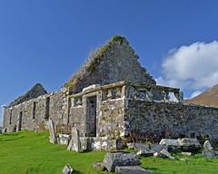 Cill Chriosd... (Harleynik Rides Again.) Tags: church scotland highlands isleofskye ruin westcoast westernisles torrin nikondf harleynikridesagain