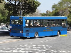 Jersey Folklore 2015 (Coco the Jerzee Busman) Tags: uk blue bus islands coach camo renault cannon jersey swift dennis tours dart channel leyland lcb plaxton tantivy