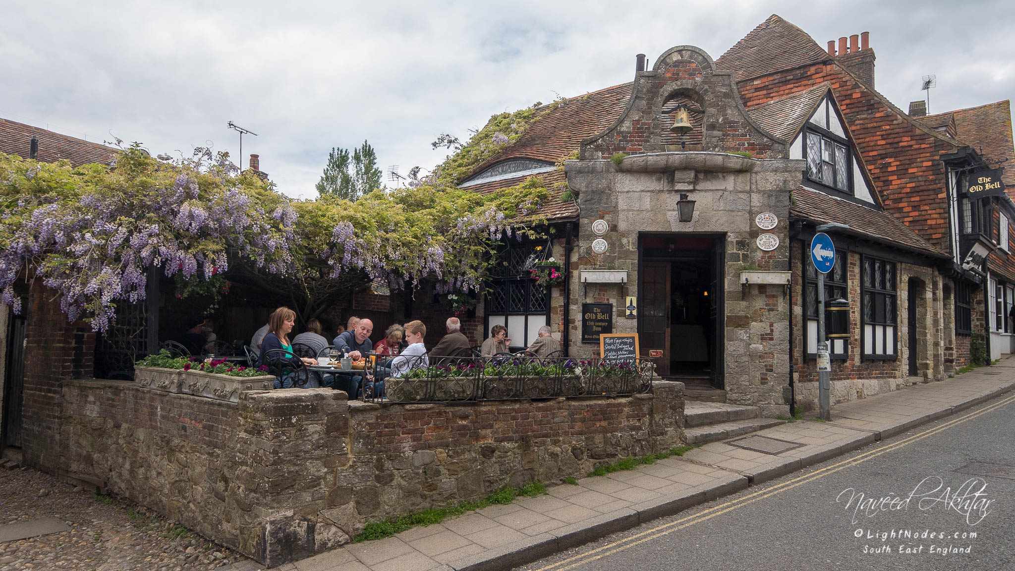 The Old Bell Inn (Built in 1390), Rye (Panasonic GX7)