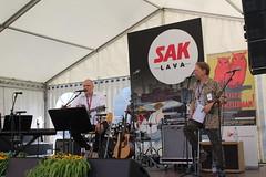 Ekakerta -festivaali: Timo Kiiskinen ja Heikki Salo