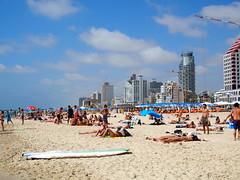 Beaches of Tel Aviv!