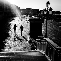Running Venice