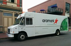 Aramark (So Cal Metro) Tags: truck sandiego linen cleaning textile laundry service supply aramark stepvan laundryservice linensupply