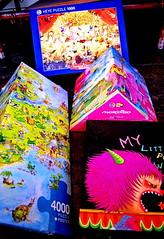 Shopping day ! (gwodesign) Tags: jigsawpuzzles