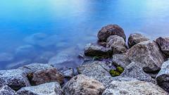 Baranti Water Reserve (sav.here) Tags: lake canon bluehour westbengal 550d baranti