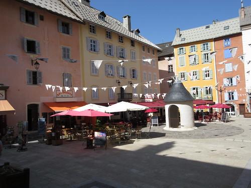 Place des Armes, Briançon