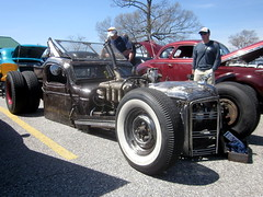 1939 Chevy/Ford/Mack Rat Rod (splattergraphics) Tags: ford truck chevy hotrod custom mack carshow 1939 ratrod charlottehallmd southernknightsrodcustomcarclub
