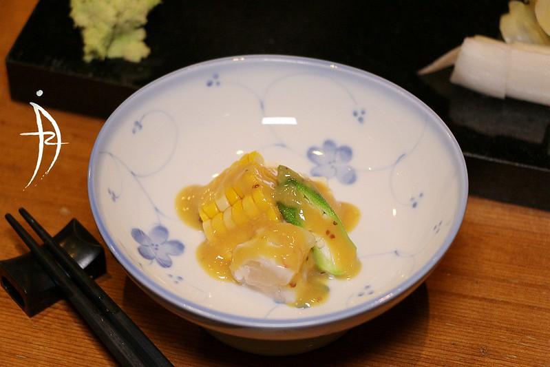 月酒居日式創意無菜單料理027