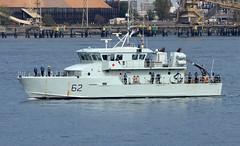 62 Moose (John W Olafson) Tags: rcn navy royalcanadiannavy orcaclass coalharbour vancouver