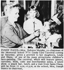 Candy Cane Carnival at Memorial Elementary School (Ereiss1) Tags: vintage eastbrunswick nj