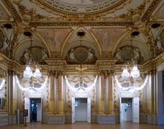 Salle de bal du musée d'Orsay (frediquessy) Tags: décor 1900 éclectisme académisme bal colonne orsay paris musée salle salon classicisme belleépoque
