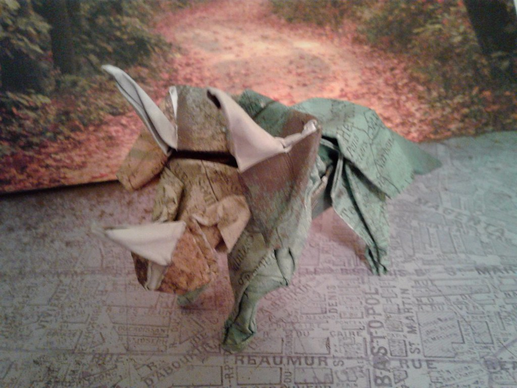 The World's Best Photos of origami and triceratops ... - photo#28