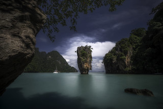 James Bond Island @ Khao Phing Kan (Thaïlande)
