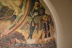 Absis de Sant Pau d'Esterri de Cardós (esta_ahi) Tags: mnac barcelona spain españa испания pintura románico romànic romanesque santpau esterridecardós valldecardós pallarssobirà