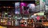 Night Shoot (PattyGloss) Tags: thailand pattaya seconf road night lights 14 sigma canon south city chonburi