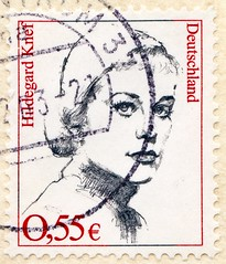great stamp Germany 55c Hildegard Knef (1925-2002; aka Hildegard Neff; german-american actress, singer, writer; Schauspielerin, Sängerin, Autorin) timbres Allemagne sellos Alemanha selos Alemania francobolli Germany postzegel 우표 독일 유럽  γραμματόσημα (stampolina, thx ! :)) Tags: germany deutschland allemagne alemanha postage stamps sellos selos briefmarken porto franco francobolli timbres postzegel postes antspaudai frimerker znaczki znamk pulları markas mail timbru postapulu pulu timbresposte alemania γραμματόσημα γερμανία tyskland markica njemačka pullari almanya スタンプ ドイツの ヨーロッパ postzegels duitsland actress schauspielerin writer autorin woman frau singer sängerin bicolor hildegardknef hildegardneff chanson femal red hollywood film cinema kino bühne stage broadway