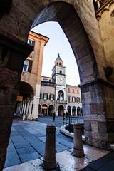 Modena - Via Lanfranco (stefano.al2) Tags: efs1018mmf4556isstm modena 100d emiliaromagna