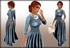 Fresh cold breeze (floudimo) Tags: gorean free woman