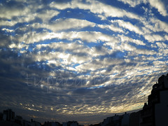 HUELLAS DACTILARES. CABA. ARGENTINA. (tupacarballo) Tags: caba sunset nubes clouds sky cielo tupacarballo canon g16 capitalfederal buenosaires argentina atardecer ojodepez airelibre azul blue gris