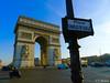 Ca c'est Paris !!! (Photographe Naïf) Tags: europe france paris capitale ville urbain architecture monument arcdetriomphe place