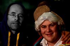 video (Max D. Machy) Tags: liestal fasnet carnival mardigrass switzerland costume baselland tobiashume matthewlocke viols drunk wrecked hangover