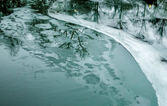 #project365 day 191 (nikodemus) Tags: water reflections ice project365