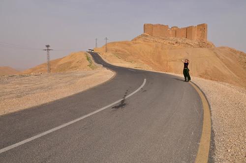 Fakhr-al-Din al-Maani castle, Palmyra