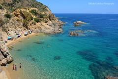 Skikda Beach - Algeria (khalid.lebdioui) Tags: beach sea sun summer 2016 nikon d5200 flickr algeria skikda city august photography africa nikonflickraward