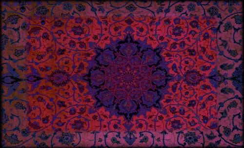 """Alfombras, espacios íntimos que simbolizan templos, árboles de la vida y el conocimiento, astros y paradisos. • <a style=""""font-size:0.8em;"""" href=""""http://www.flickr.com/photos/30735181@N00/32487293171/"""" target=""""_blank"""">View on Flickr</a>"""