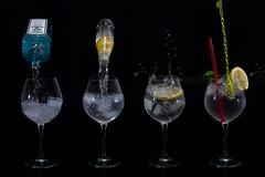 ..step by step.. (Antonio Iacobelli (Jacobson-2012)) Tags: cocktail glass lemon gin tonic ice bari nikon d5 splash nikkor 50mm