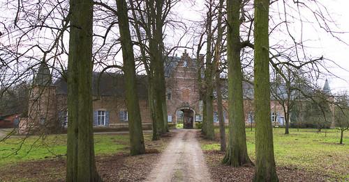 Grobbendonk, voorgebouw kasteel (Neerhof)