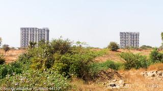 KUL Nation at Manjri Khurd 412307 by Kumar Builders KUL Construction Progress on 2nd February 2017