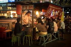 Tokyo Trip (Joseph Chao) Tags: leica food color japan digital 50mm tokyo stand shinjuku sony summicron late a7 rigid