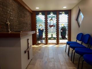 Quiet room in the chapel #1