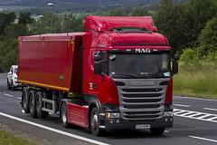 "Scania R Streamline "" MAG "" (PL) (magicv8m) Tags: transport trans lkw tir"