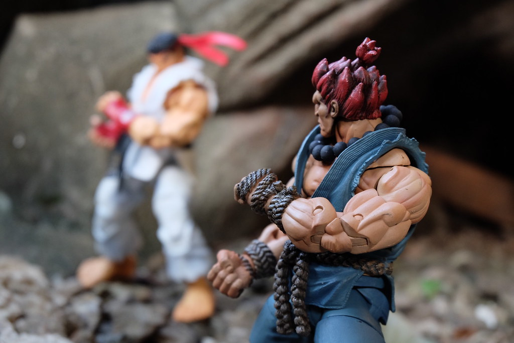 The World S Newest Photos Of Akuma And Ryu Flickr Hive Mind
