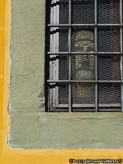 He is looking at you... (Giovanni V.) Tags: italy window face statue opera italia palace pisa finestra piazza duomo palazzo statua faccia