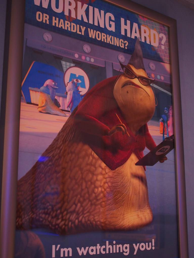 The World's Best Photos of monstersinc and roz - Flickr Hive Mind
