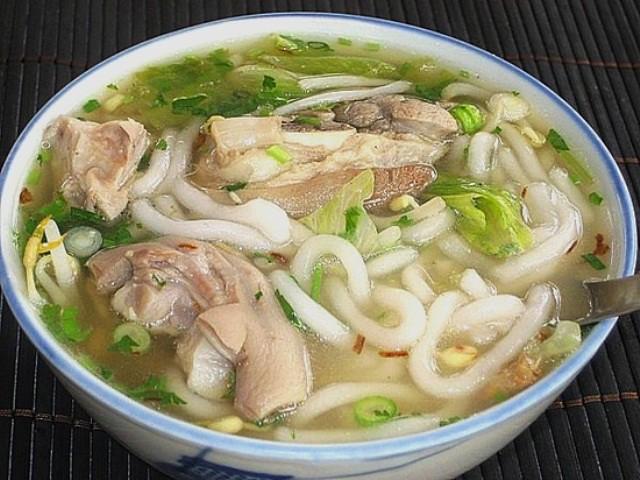 banh canh long huong