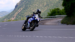 Yamaha YZF R1 (E_Erol) Tags: canon motorcycle yamaha canondslr yamahayzfr1 superbike dainese yamalube sterilgarda canonphotography xlite akropovic canoneos7dmarkii canonefs18135mmisstm canoneos7dmark2